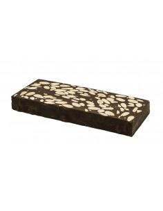 Turrón Chocolate Fondant con Almendra 200g - Suprema