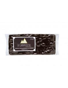 Turrón Chocolate al Fondant con Almendra 300g - Gourmet