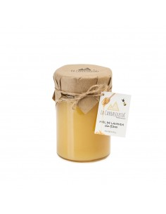 Cream Lavender Honey (unfiltered), 450g