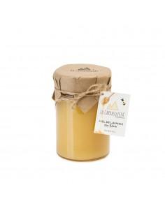 Miel de Lavanda Crema (sin filtrar), 450g