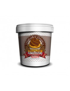 Chocolate, vanilla and strawberry Frosting powder, 300g - Kelmy