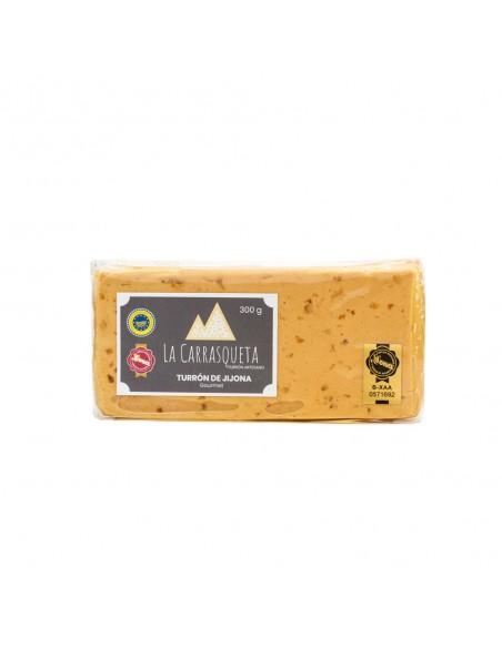 Turrón Jijona (soft nougat) 300g - Gourmet
