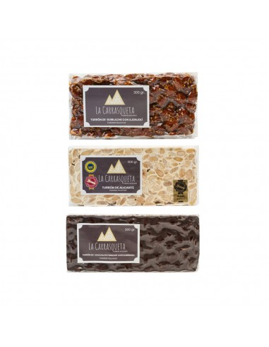 Hard nougat pack (Alicante +...