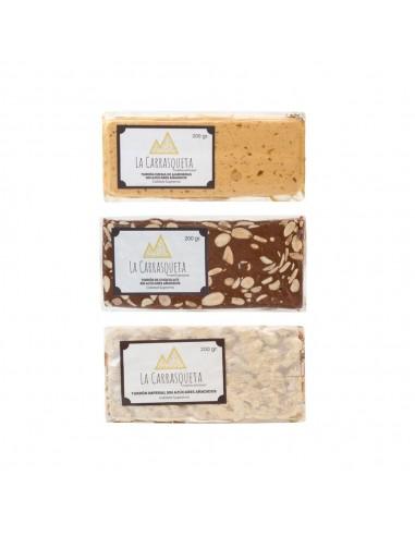 Sugar-free nougat pack (Almonds Cream...
