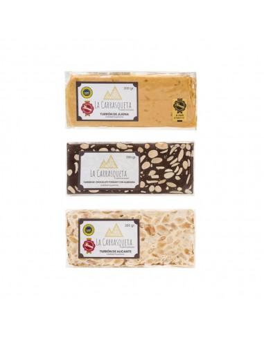Supreme Quality nougat pack (Jijona +...