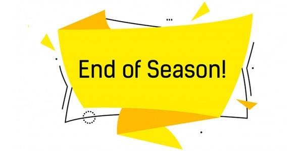 Offers end season 2019!